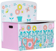 COUNTRY COTTAGE TOY BOX