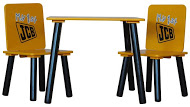 JCB TABLE +2 CHAIRS