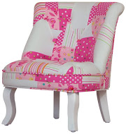 CHAIR CABRIO PATCHWORK