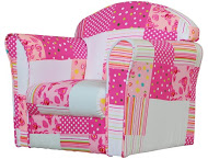MINI ARMCHAIRS PATCHWORK