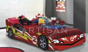 NO2 CAR RACER RED