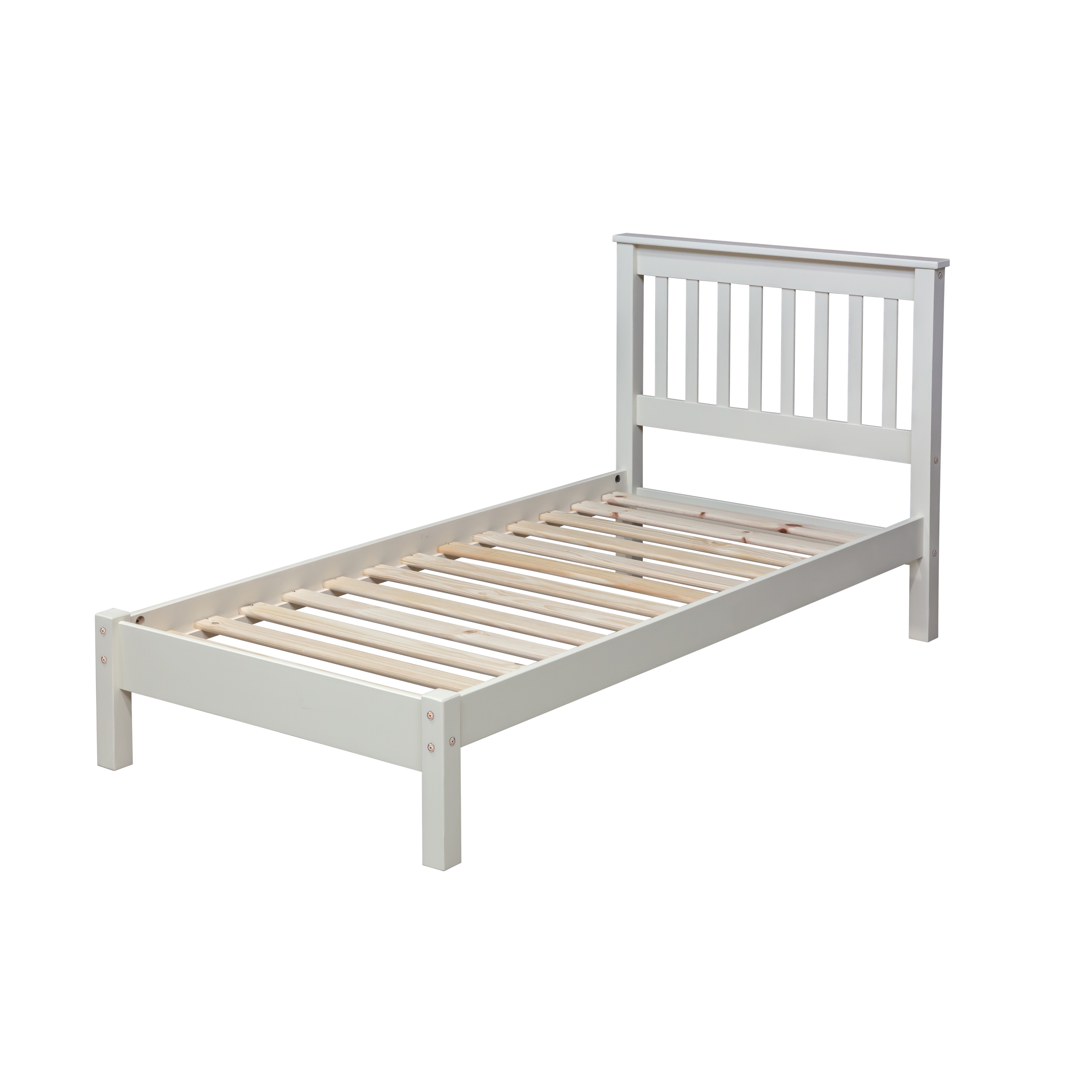 3' Slatted Low End Bedstead.