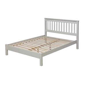4' 6'' Slatted Low End Bedstead.
