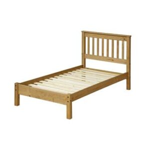 3' Slatted Low end Bedstead