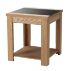 ASHLEIGH END TABLE.