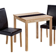 ASHLEIGH SMALL DINING TABLE.+ 2 CHAIRS.