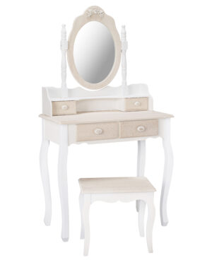 JULIETTE DRESSING TABLE MIRROR.