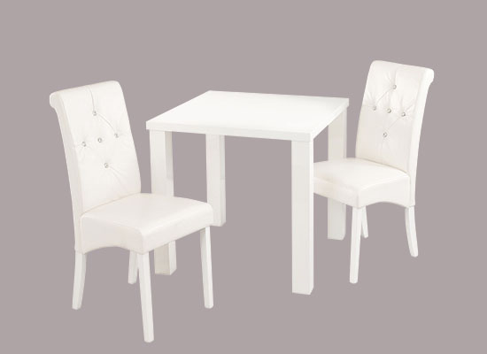 MONROE SMALL DINING TABLE.