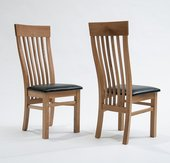 DENSLEY OAK DINING SET 1.