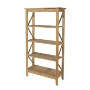5 TIER SHELF UNIT.