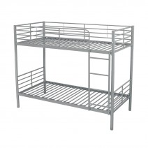 APOLLO BUNK BED SILVER.
