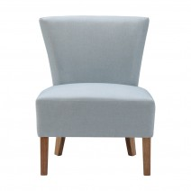 AUSTEN CHAIR BLUE.