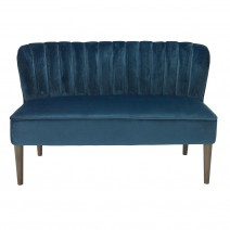 BELLA SOFA MIDNIGHT BLUE.