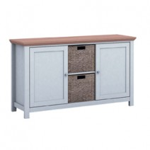 COTSWOLD GREY SIDEBOARD.
