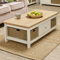COTSWOLD CREAM COFFEE TABLE.