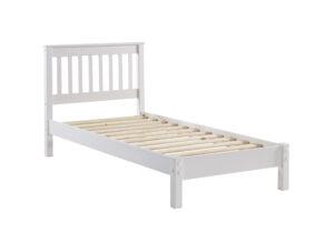 ABERDEEN 3' SLATTED LOWEND BED.
