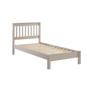 BRORA 3' SINGLE LOWEND BED.
