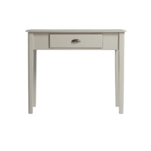 BRORA CONSOLE DRESSING TABLE.