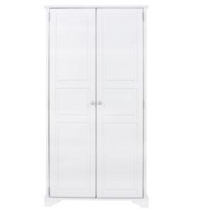 CAITHNESS 2 DOOR WARDROBE.