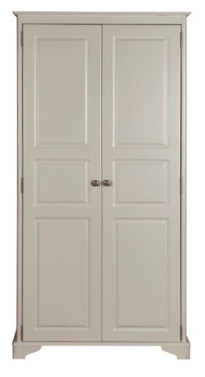 BRORA 2 DOOR WARDROBE.