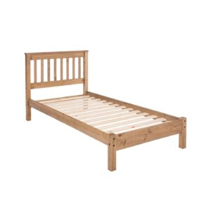 AUGUSTA 3' SLATTED LOWEND BED.