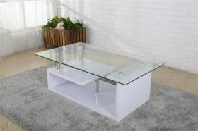 BERNARD COFFEE TABLE WHITE.
