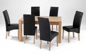 CYPRUS ASHWOOD DINING SET 1.