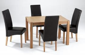 CYPRUS ASHWOOD DINING SET 2.