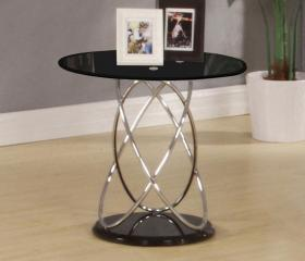 ECLIPSE LAMP TABLE BLACK.