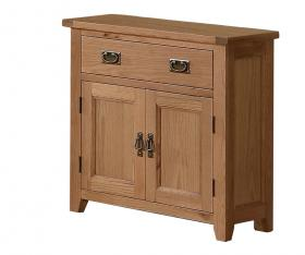 DENSLEY BUFFET COMPACT 2 DOOR X 1 DRAWER.