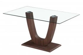 CAPRI GLASS TABLE