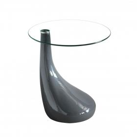 CHILTON LAMP TABLE GREY.