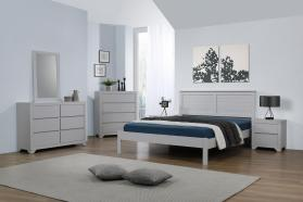 WILMOT BEDROOM SET.
