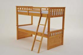 CAPTAINS BUNK BED WITH STORAGE.