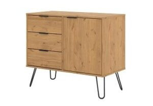 AUGUSTA SMALL SIDEBOARD.