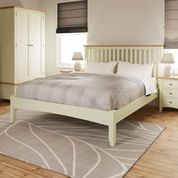 5' BED WHITE
