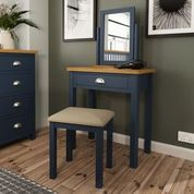 DRESSING TABLE BLUE