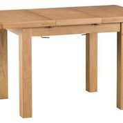 1M BUTTERFLY EXTENDING TABLE.