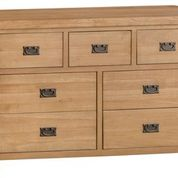 3 OVER 4 DRAWERS CHEST.