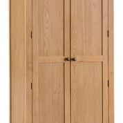 2 DOOR WARDROBE.